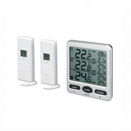 无线家用冰箱温度计